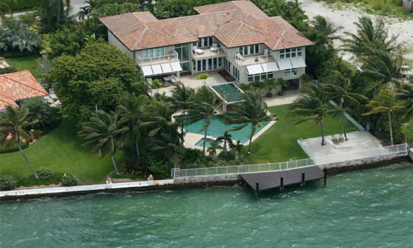 Cher House Sale Gives Miami Market Hope Sean Wolfington
